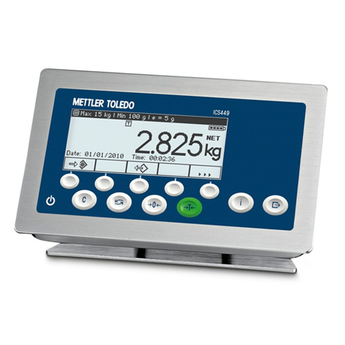 Bench, Portable, and Floor Scale Indicators - Microsep (Pty) Ltd