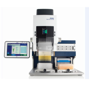 Benchsmart semi automated pipetting