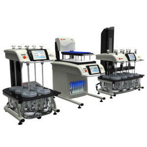 G2 Classic 6 dissolution tester