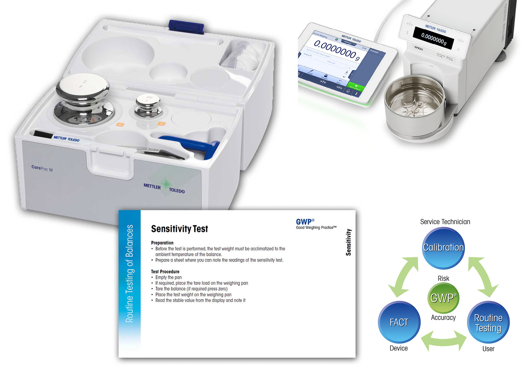 WEIGHING CALIBRATION SERVICES