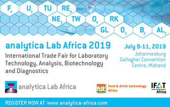 Analytica Lab Africa Invite